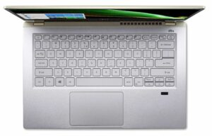 Laptop Acer Swift X com Ryzen 5000U e gráficos NVIDIA chegará em breve