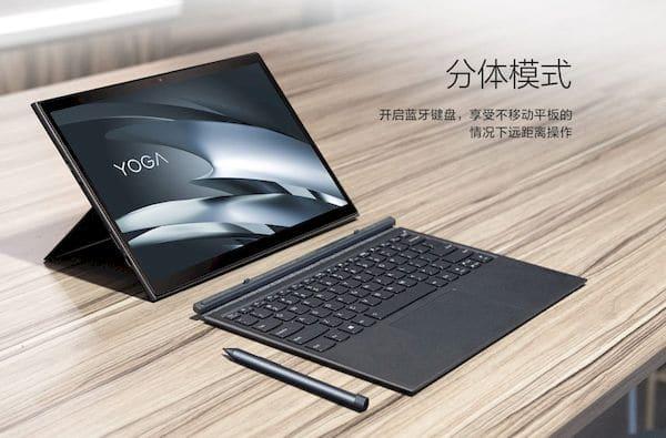 Lenovo Yoga Duet 2021 foi lançado na China com Intel Tiger Lake e teclado removível