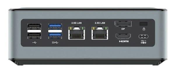 MINISFORUM TL50, um mini PC com Intel Tiger Lake, gráficos Iris Xe e Thunderbolt 4