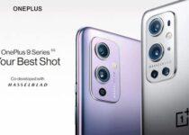 OnePlus 9 e 9 Pro estão recebendo uma atualização