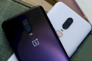 OnePlus confirmou que o 6 e 6T não receberão o Android 11 tão cedo