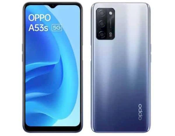 Oppo A53s 5G lançado com tela hd+ e câmera tripla por 200 dólares