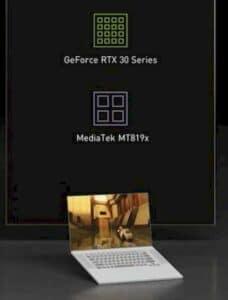 Os gráficos NVIDIA podem chegar aos Chromebooks e PCs com processadores MediaTek