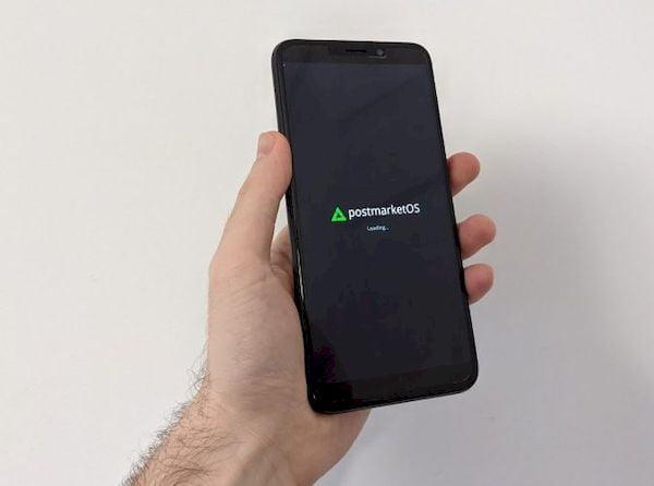 PostmarketOS agora oferece suporte oficialmente para 11 telefones/tablets