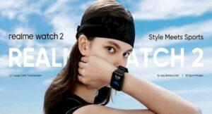 Realme Watch 2 tornou-se oficial na Malásia! Confira!