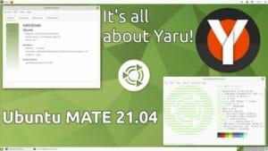 Ubuntu MATE 21.04 lançado com MATE Desktop 1.24 atualizado e mais