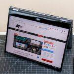 Acer Spin 713, um Chromebook que dá a você um laptop touchscreen