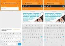 Chrome para Android está em pé de guerra com menus suspensos