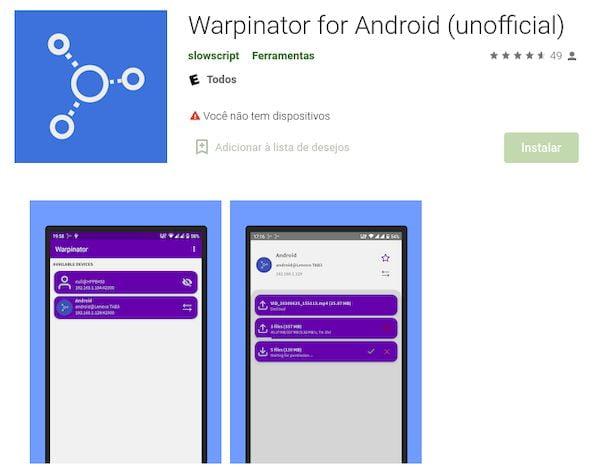 Clement Lefebvre falou sobre o Warpinator para Android e Cinnamon 5
