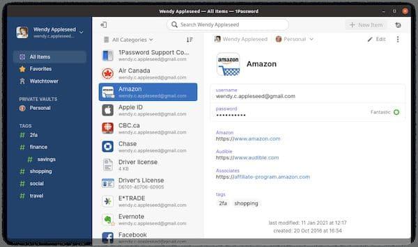 Como instalar 1Password no Ubuntu usando o seu repositório oficial