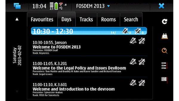 Como instalar o app de agenda de conferências ConfClerk no Linux