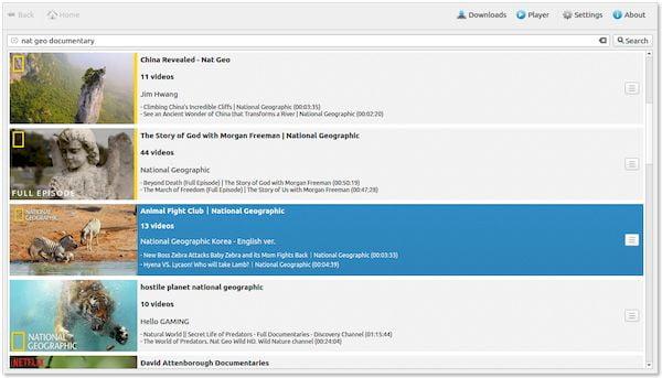 Como instalar o baixador de vídeos Playlist-Dl no Linux via Snap