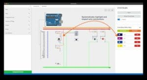 Como instalar o design de circuito Cirkit Studio no Linux via Snap