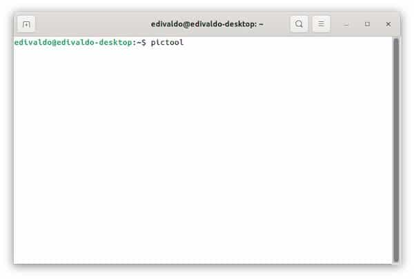 Como instalar o editor de imagens Pictools no Linux via Snap
