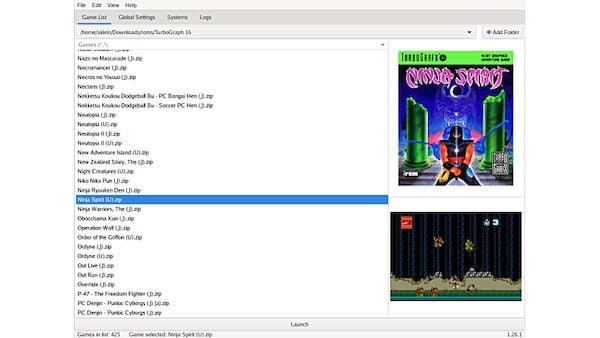 Como instalar o emulador de consoles de jogos Mednaffe no Linux