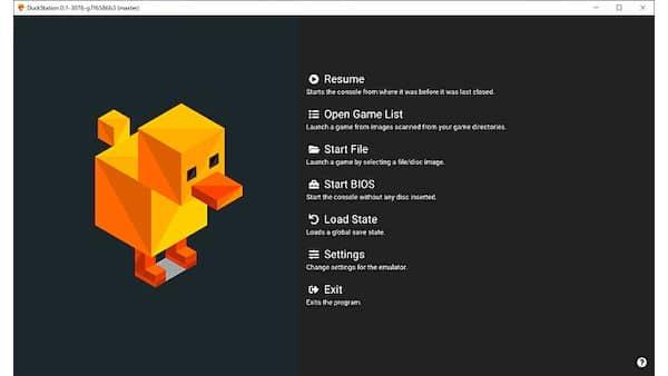 Como instalar o emulador DuckStation no Linux via Flatpak