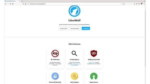 Como instalar o navegador LibreWolf no Linux via Flatpak
