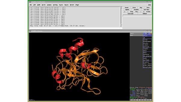 Como instalar o Python Molecular Graphics no Linux via Flatpak