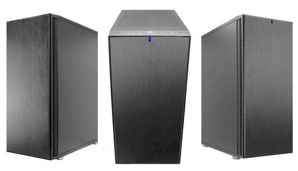 Entroware Poseidon, um PC Linux com uma CPU Intel de 11ª geração