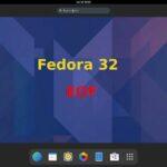 Fedora 32 chegou ao fim da vida útil! Atualize para o Fedora 34!