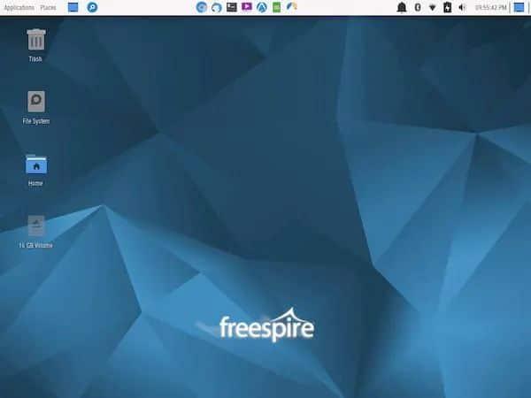 Freespire 7.5 lançado com base no Xubuntu 20.04 LTS e Xfce 4.16
