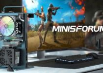 Game Mini da MINISFORUM será um PC para jogos compacto com AMD