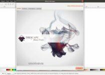 Inkscape 1.1 RC1 lançado com suporte para exportação como JPEG/TIFF/PNG/WebP otimizado