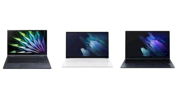 Laptops Samsung Galaxy Book Pro e Flex2 α já estão disponíveis