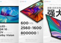 Lenovo apresentou um tablet Android com tela OLED e Snapdragon 870