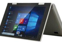Nanote P8, um minúsculo laptop conversível com tela de 7 polegadas