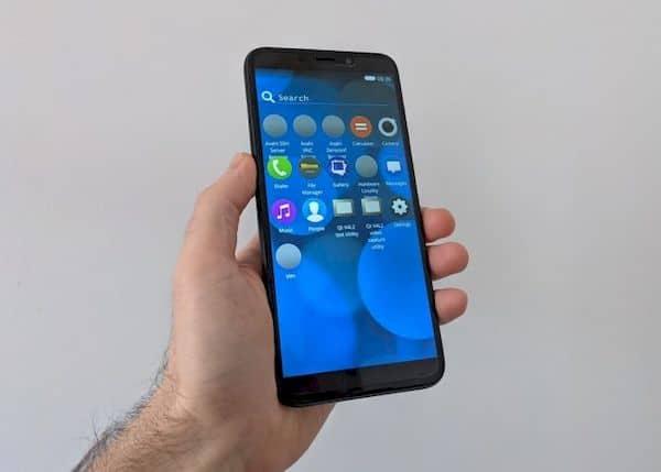 Nemo Mobile traz o Glacier UX para o PinePhone e outros portáteis Linux