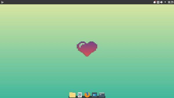 Nitrux 1.4.1 lançado com Heroic Games Launcher e Pacstall, e muito mais