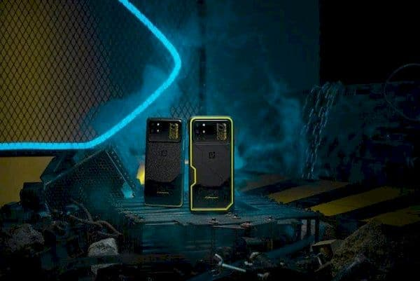 OnePlus Watch Cyberpunk 2077 limited edition foi anunciado