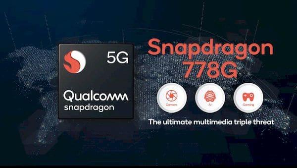 Qualcomm lançou o processador Snapdragon 778G pra telefones high tier