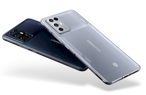 Red Magic 6R, um telefone gamer com uma tela AMOLED de 144 Hz