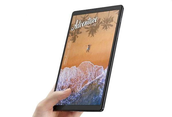 Sasmung Galaxy Tab A7 Lite está chegando em junho por US$ 159