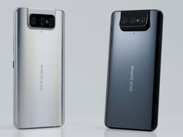 Série ZenFone 8 recebeu a primeira grande atualização