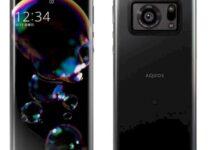 Sharp Aquos R6, um smartphone com sensor de câmera de 1 polegada