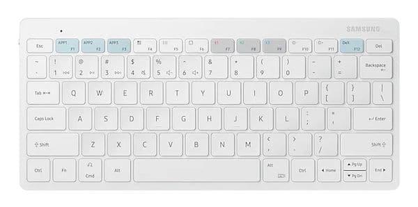 Smart Keyboard Trio 500 chega à Europa em junho, compatível com DeX