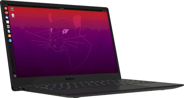 StarBook Mk V, um laptop Linux com Intel Tiger Lake por US$ 929 ou mais