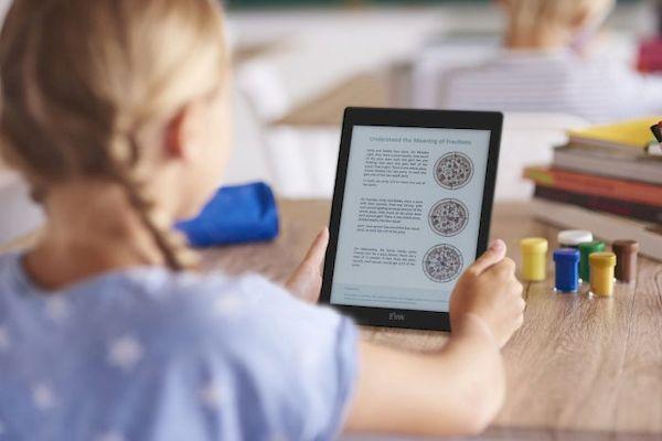 Tela E Ink touchscreen poderá ser usada em eReaders de última geração