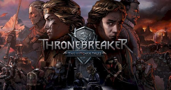 The Witcher Tales: Thronebreaker está chegando ao Android