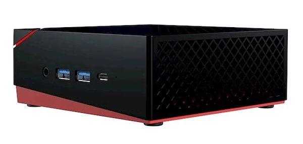 Topton D3, um pequeno PC desktop com AMD Ryzen 5 4500U