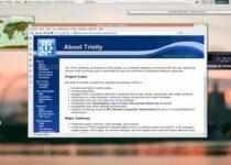 Trinity R14.0.10 lançado com novos recursos, melhorias e correções
