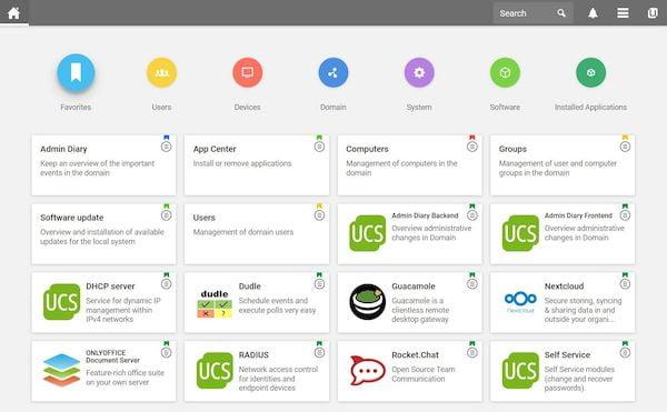 Univention Corporate Server 5.0-0 lançado com base no Debian 10 Buster