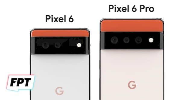 Vazou o design do Google Pixel 6 e do Pixel 6 Pro