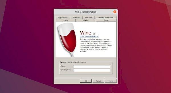 Wine 6.9 lançado com muitas correções de bugs para apps do Windows