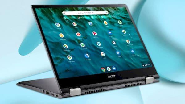 Acer Chromebook Spin 713 atualizado com chips Intel de 11ª geração