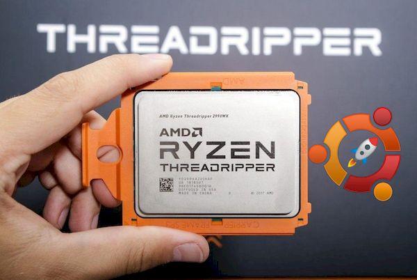 AMD Threadripper é 25% mais rápido no Ubuntu do que no Windows