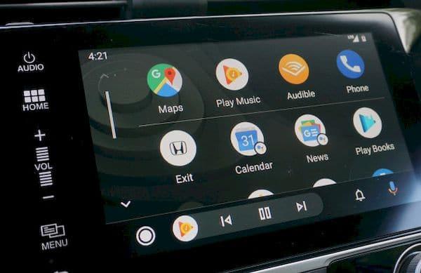 Android Auto finalmente permitirá que você escolha o modo escuro